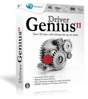 Driver Genius Professional v11.0.0.1112