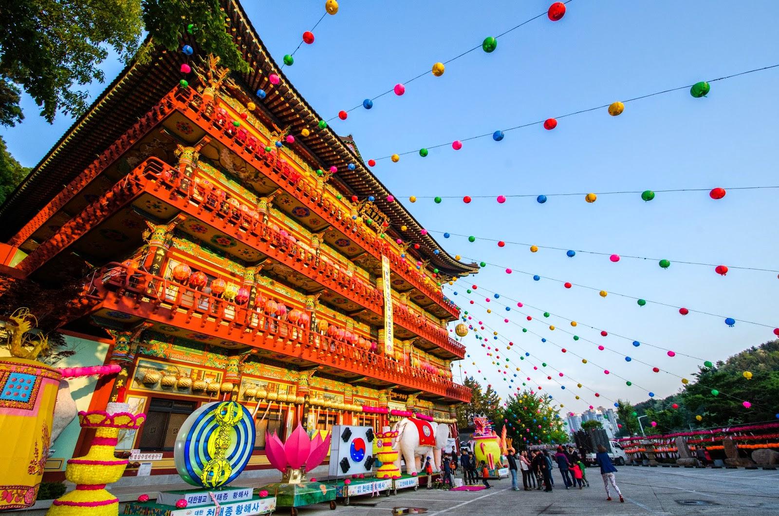 Temple Pohang