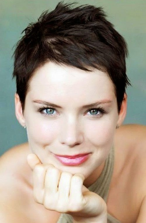 10 Beautiful Women Short Haircuts 2015