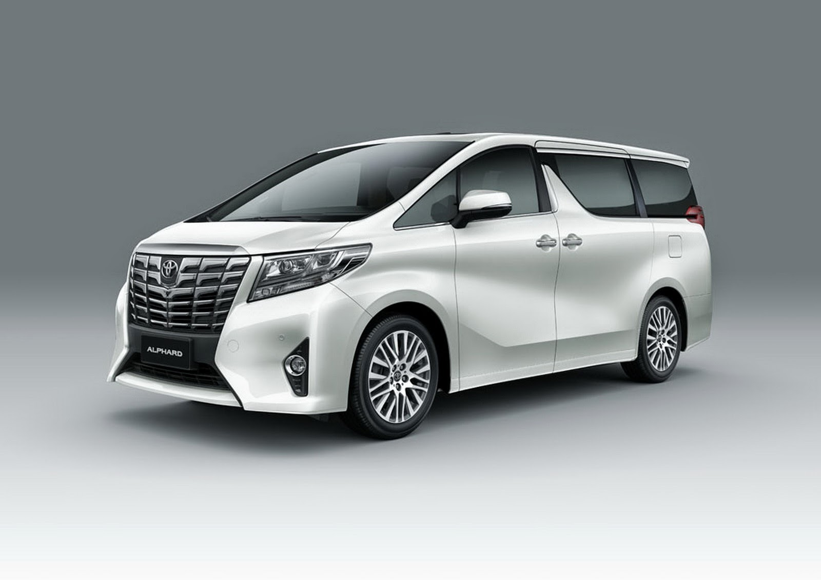 Alphard Toyota