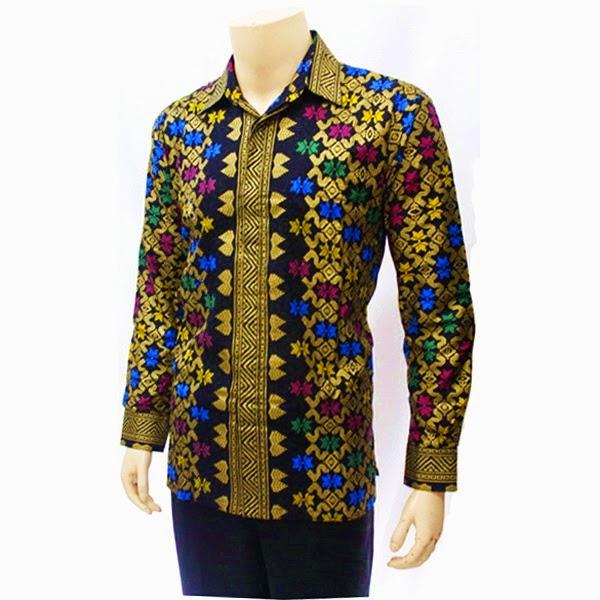 Pakaian Batik pria