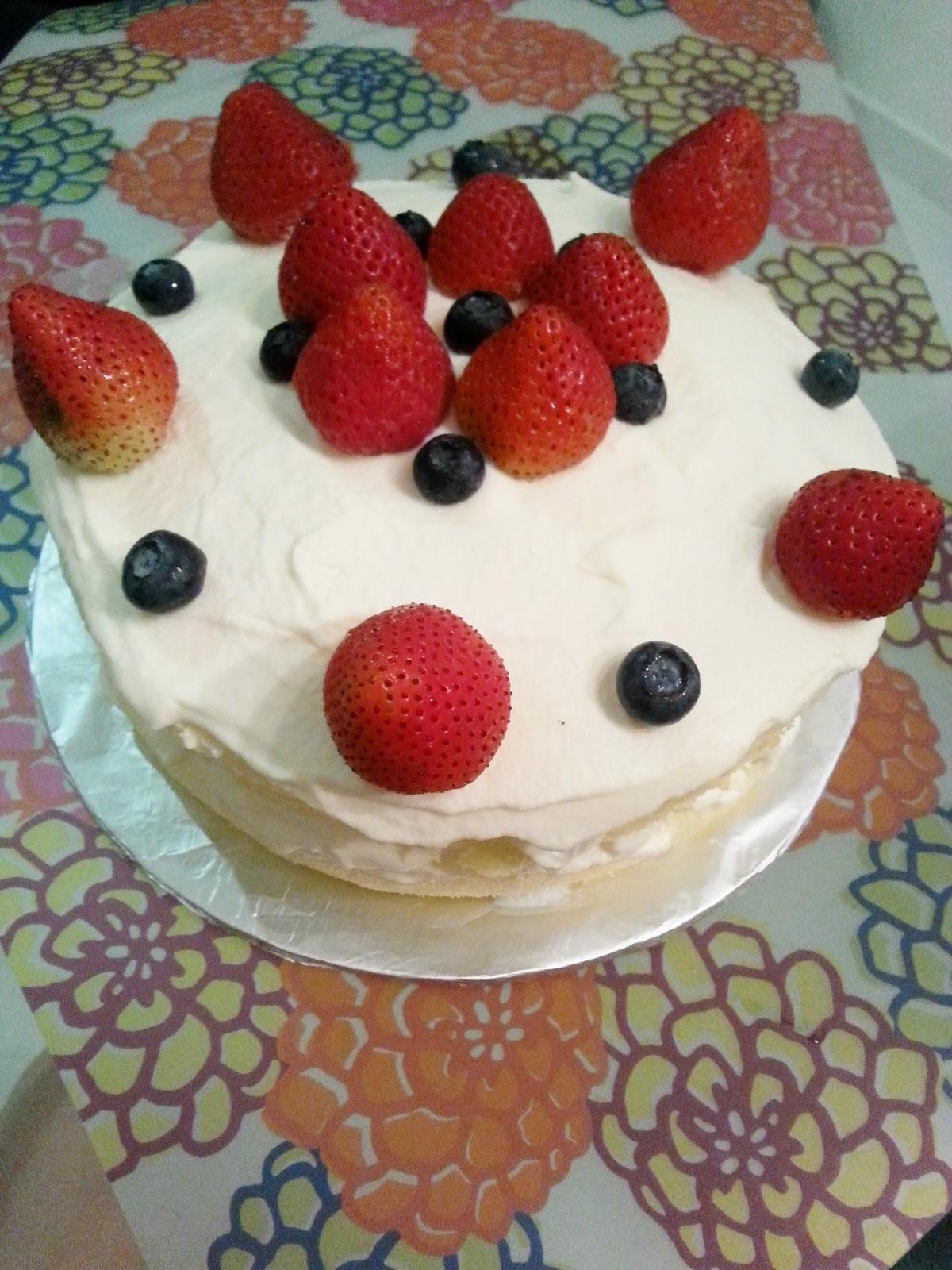 Japanese Strawberry Shortcake Encore! |themoodkitchen