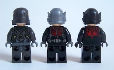 LEGO Yellowjacket minifigure