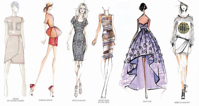Fashion Color Report par Pantone