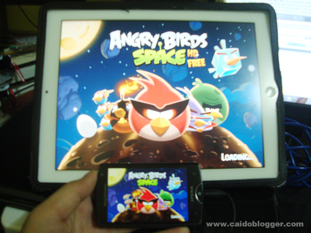 Angry Birds Space HD Free version for iPad