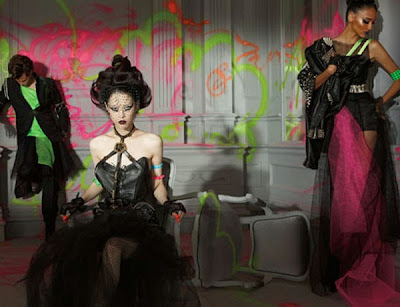 MAC Punk Couture Collection Dec 2013