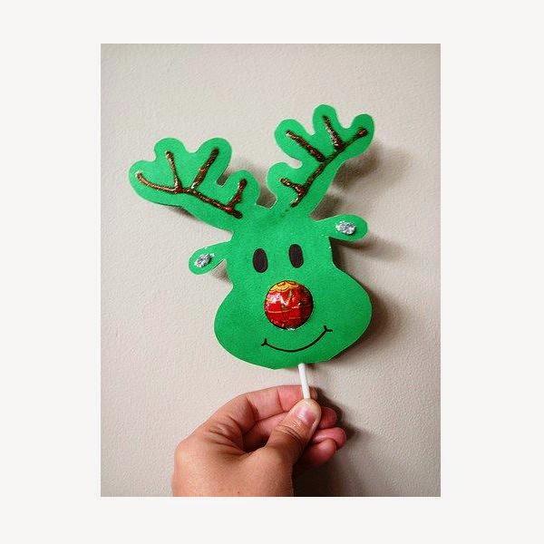 Mil artes mujer decoraci n navide a con dulce para ni os for Decoracion navidena para ninos