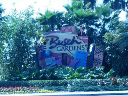Busch Gardens Africa, Tampa