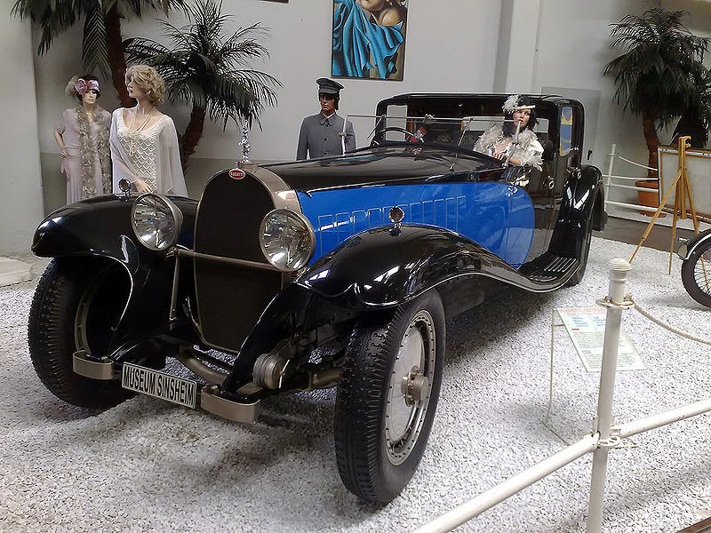 Bugatti Royale Typ 41 Le Petron Napoleon