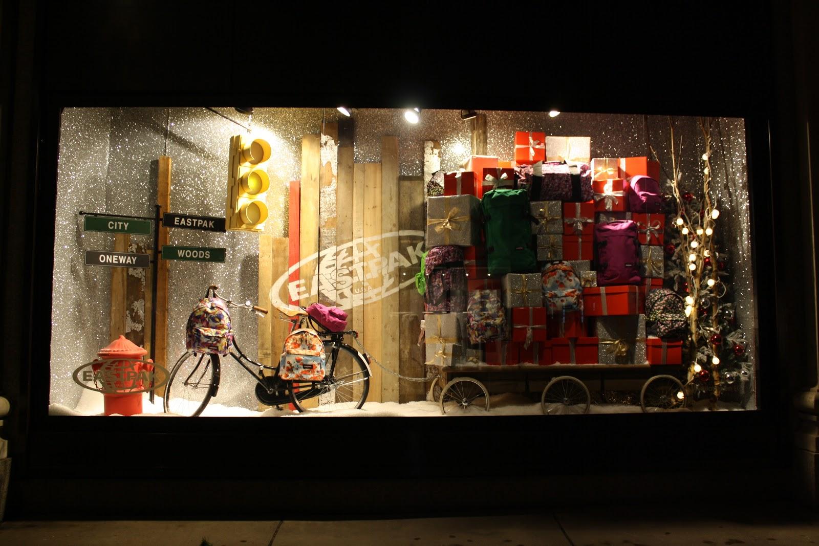 James Barnett Selfridges Christmas Windows 2012 Duke Street