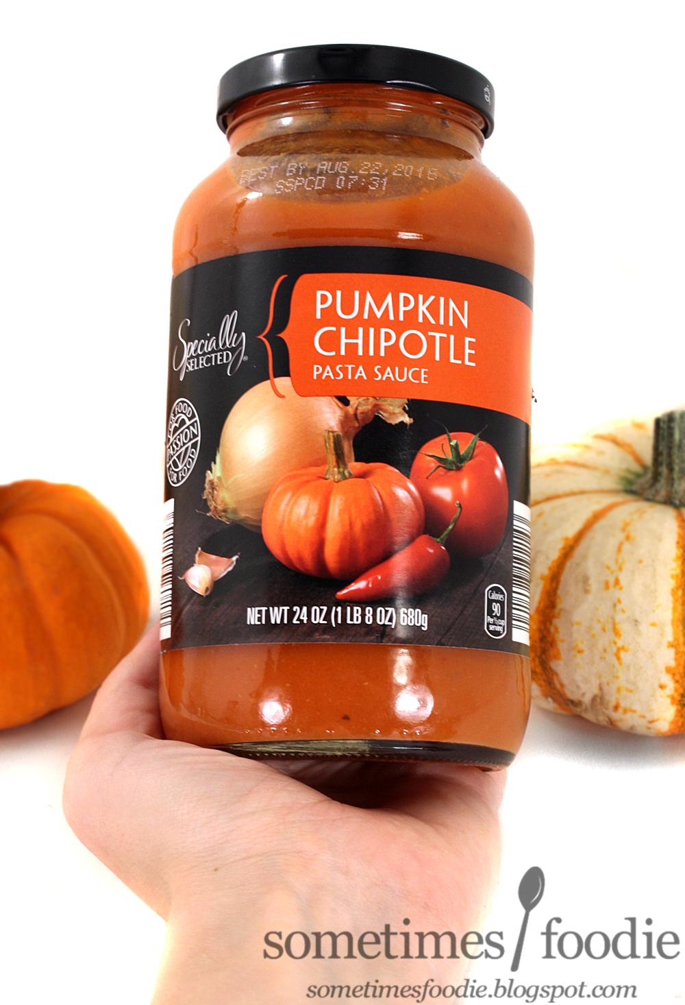 Sometimes Foodie: Pumpkin Chipotle Pasta Sauce - Aldi ...