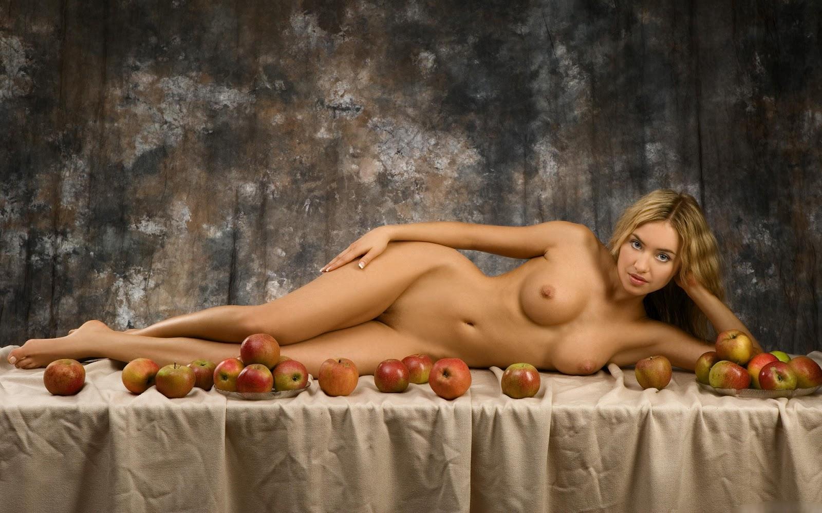 Супер красивые обнажонные девушки 16 фотография