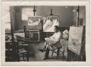 Atelier del maestro de pintura de Emilia