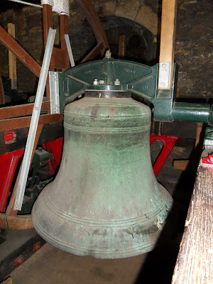 Bell at Rye Church