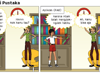 Komik Perdanaku: Not bad