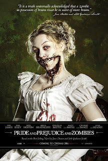 Pride and Prejudice and Zombies ( 2016 )