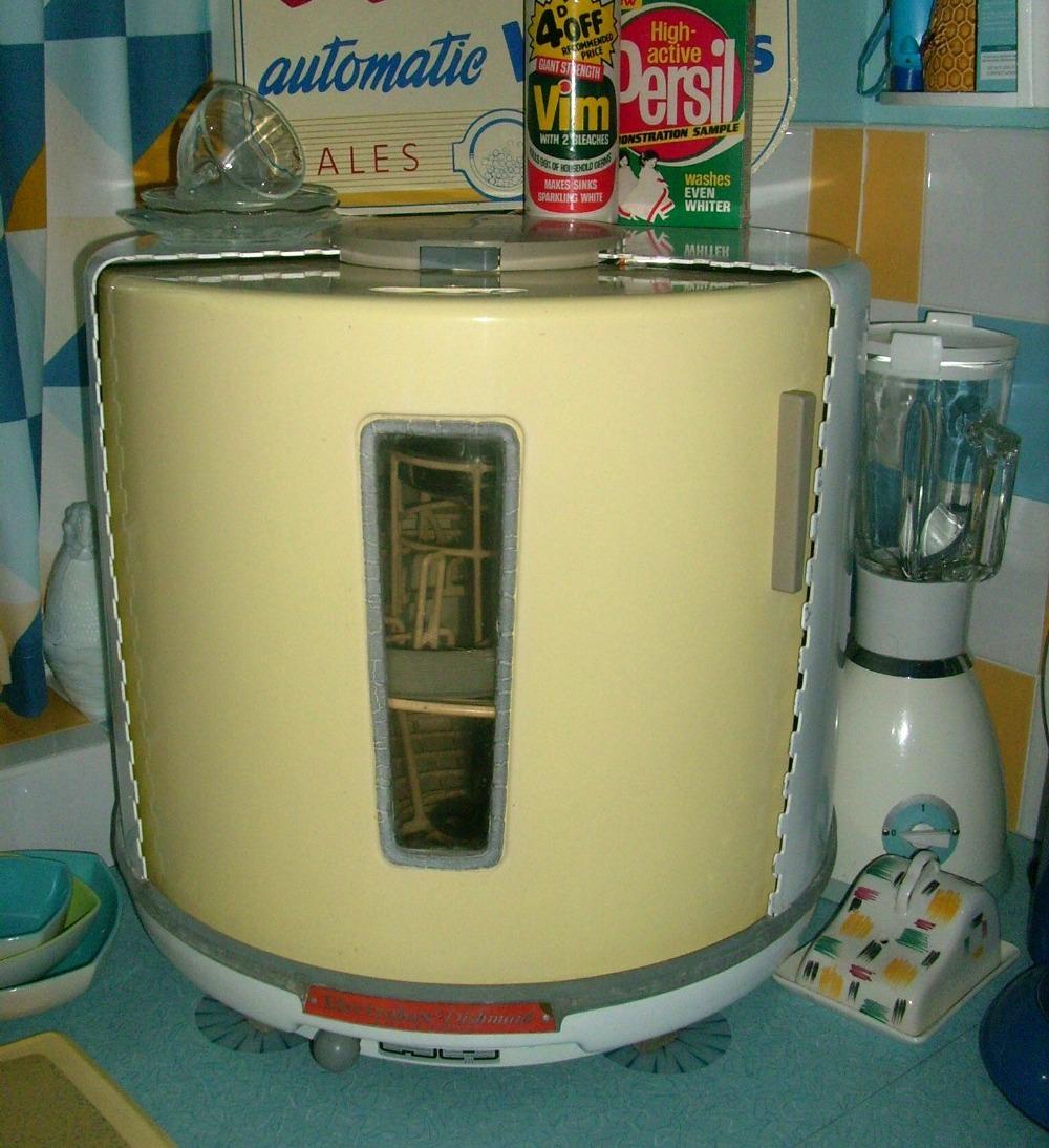 electrolux dishmaid dishwasher