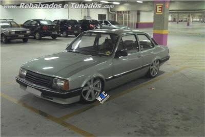 Chevette SL rebaixado