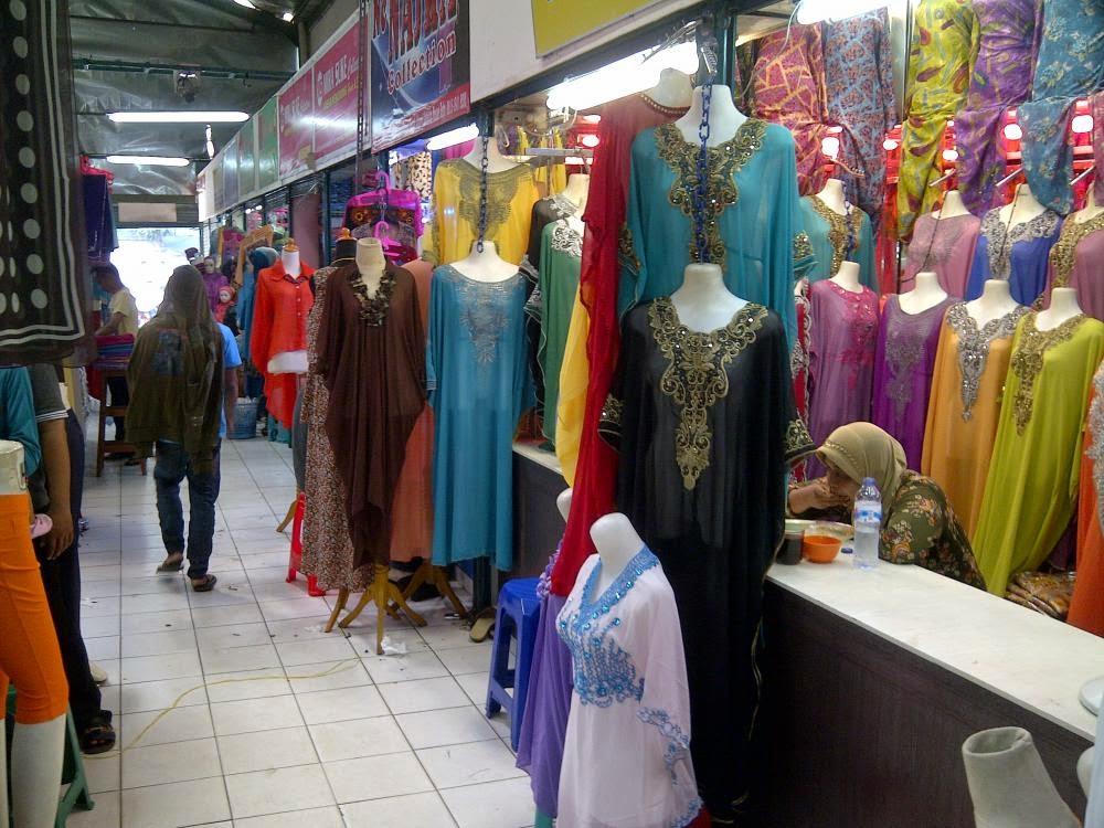 Grosir Baju Muslim Murah Tanah Abang Online  Pasar Grosir Tanah