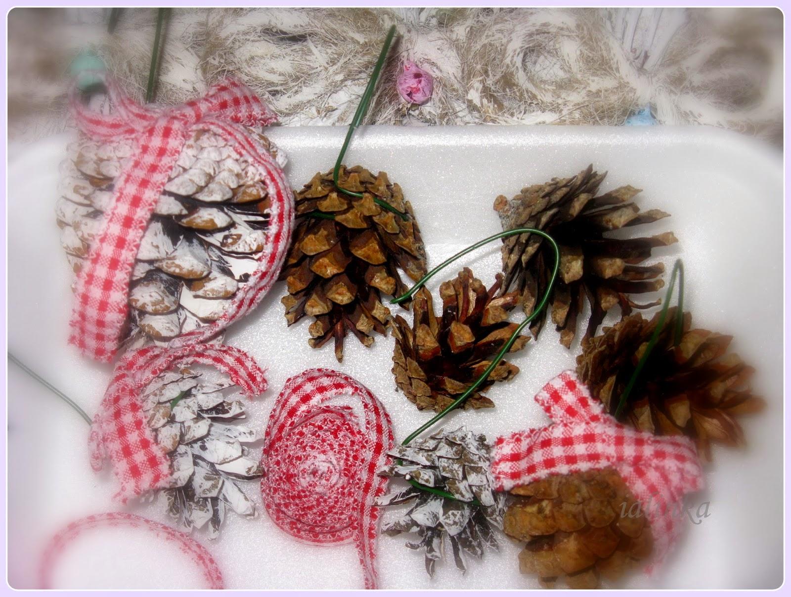 декор  елки  шишка  новый  год gingerbread house  and tree