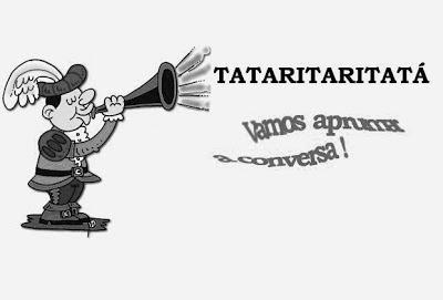 DIÁRIO DO TATARITARITATÁ