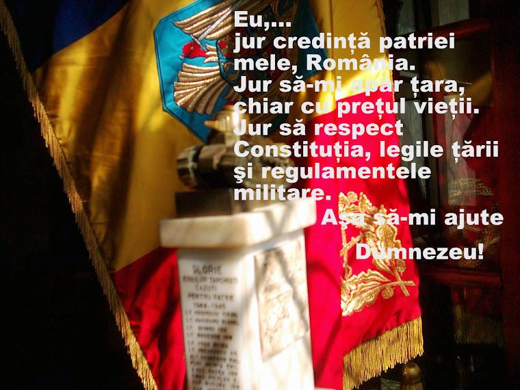JURĂMÂNTUL MILITAR
