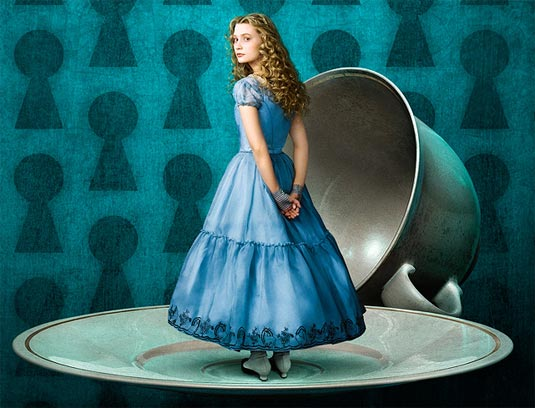 disney, tim burton alice in wonderland, alice in wonderland