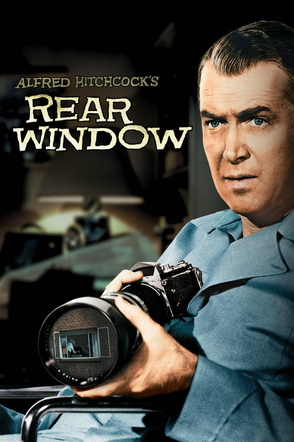 so it goes rear window  rear window 1954