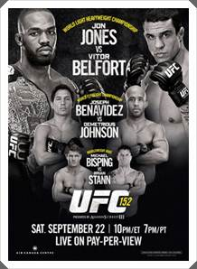 Download UFC 152 Jones vs. Belfort HDTV