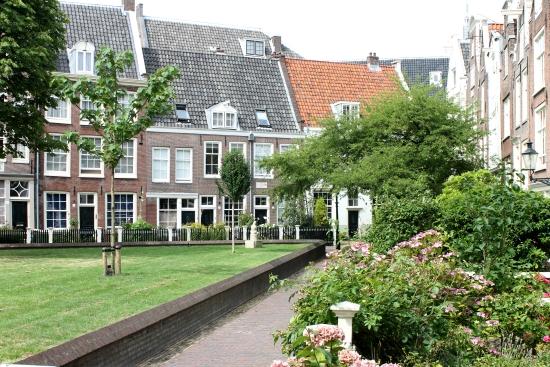 Begijnhof Amsterdam, Niederlande | von EvelynLaFleur