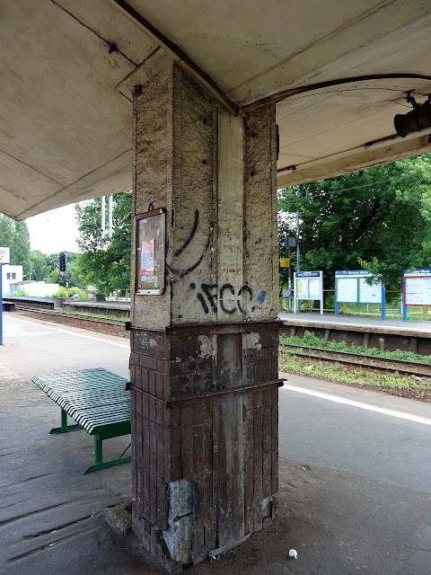 Przystanek kolejowy Warszawa Włochy