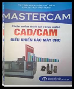 sach mertercam, phần mềm thiết kế gia công trên máy cnc