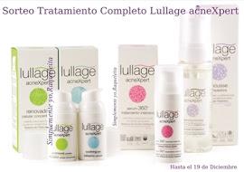 Sorteo Tratamiento Completo Lullage acneXpert