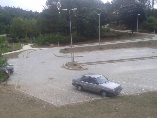 Parque de Estacionamento Praia Fluvial Mamoa