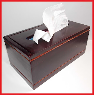 Souvenir Kotak Tissue Ekslusif