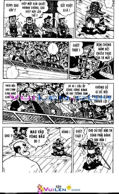 Siêu quậy Teppi chap 29 - Trang 102
