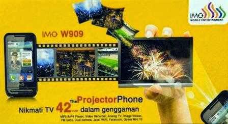 IMO W909 Proyektor