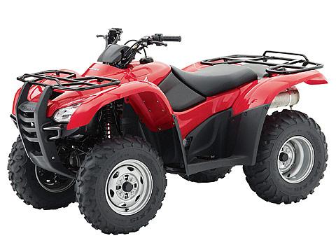 2013 Honda FourTrax Rancher ES TRX420TE ATV pictures. 480x360 pixels