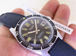 SEIKO DIVER 6217 8001 - THE FIRST SEIKO DIVER - AUTOMATIC 6217A