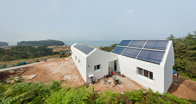 Lovely Design of Net Zero Energy Home by Lifethings - Inspiring Modern Home