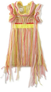 MyHabit: Up to 60% off kicokids Girls: Cascade Fringe Butterfly Dress