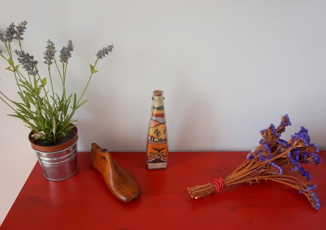 Detalles decoración casa rústica