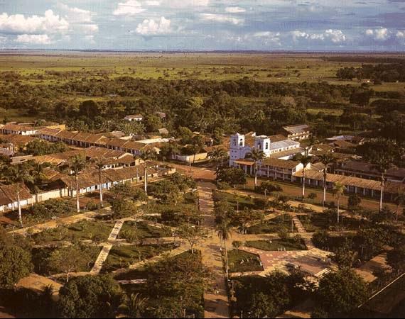 Municipios del Beni