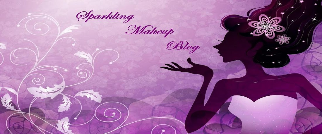 Sparkling Makeup Blog