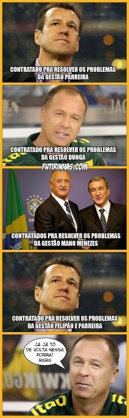 Resumo da Seleção Brasileira