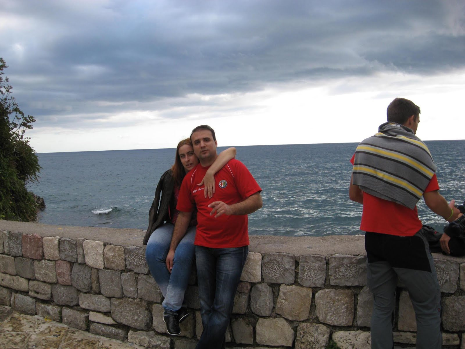 Ariel and Alex