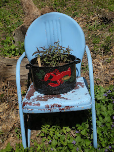 Lobster Pot Planter