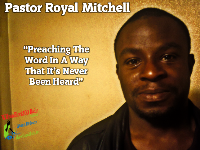 Royal Mitchell Interview