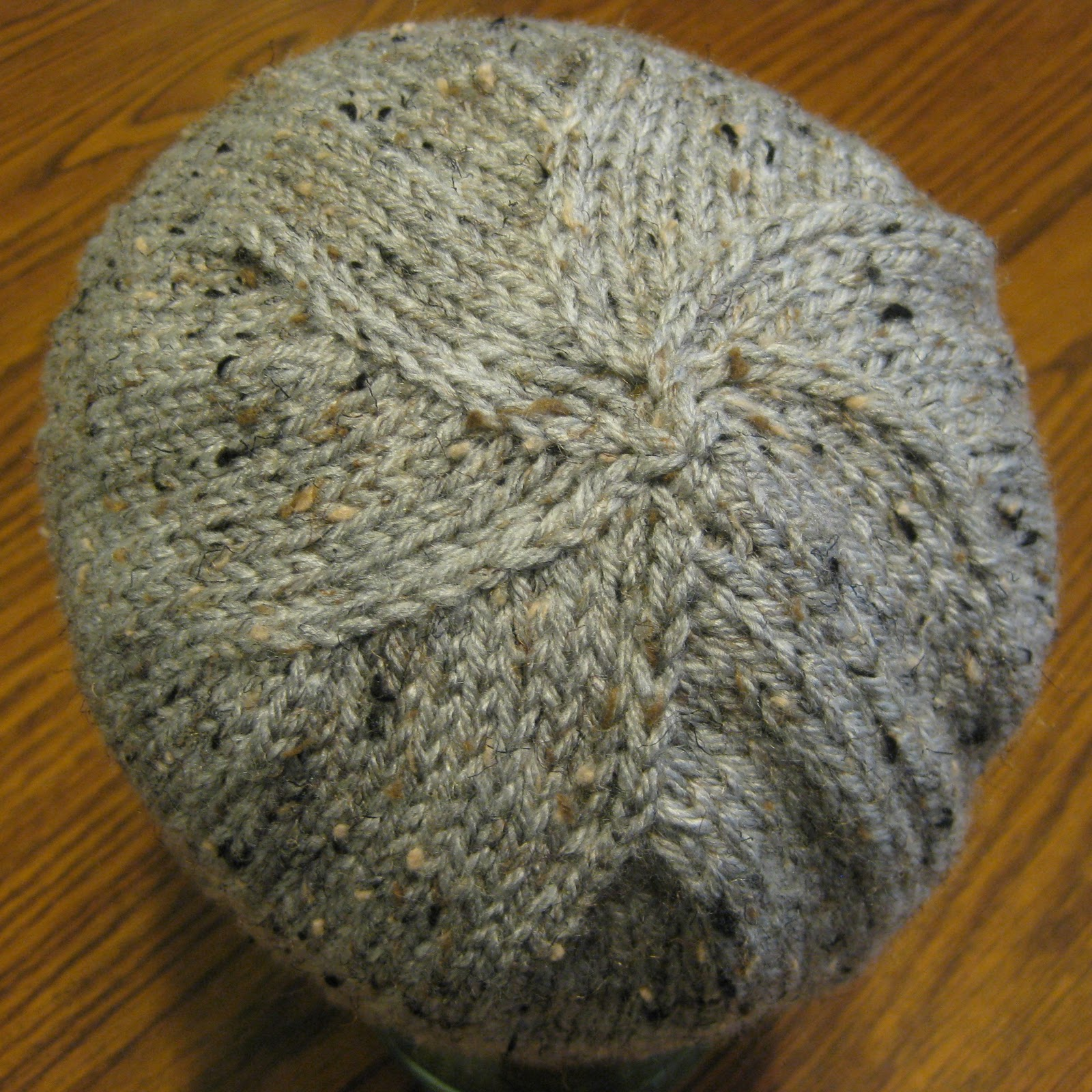 Machine Knitting Fun: Day 9 of Completion Challenge