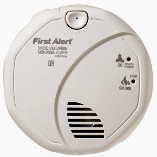Combination CO Smoke Alarm